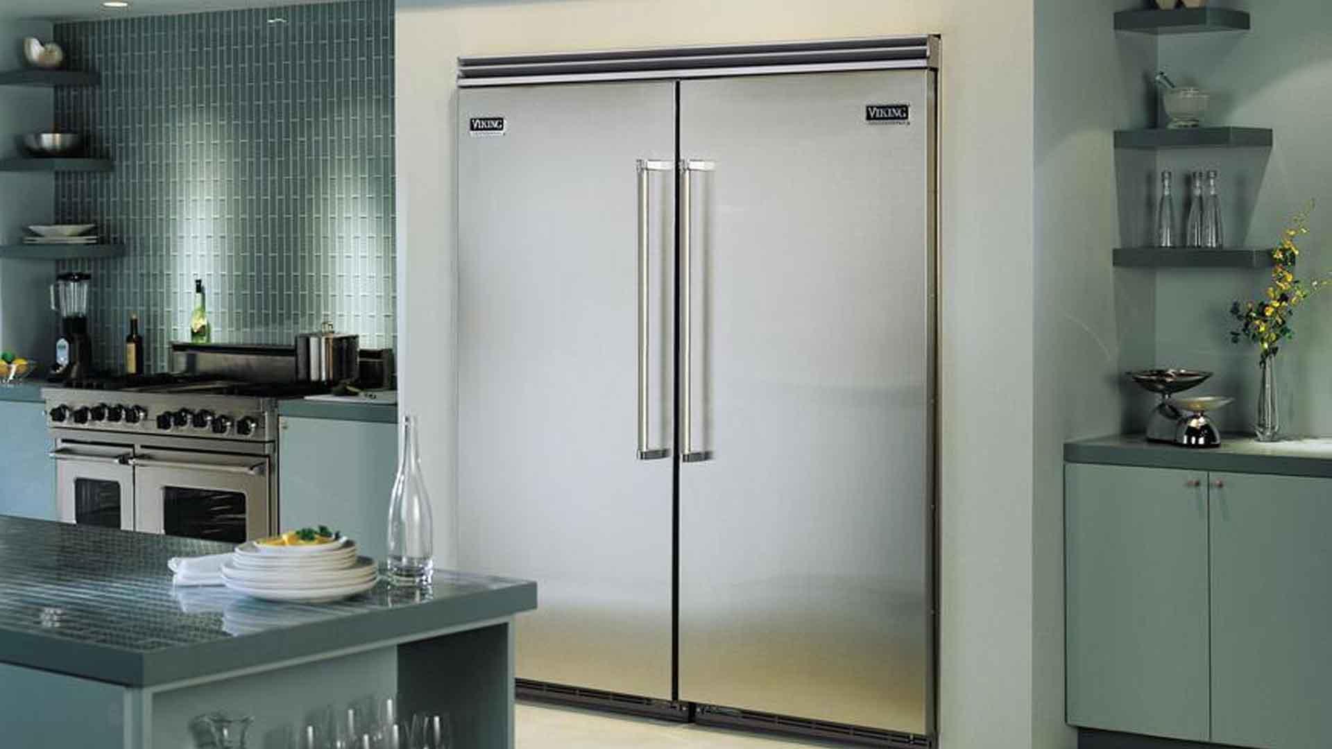 Viking Built-In All Freezer Refrigerator Repair Service | Viking Appliance Repairs