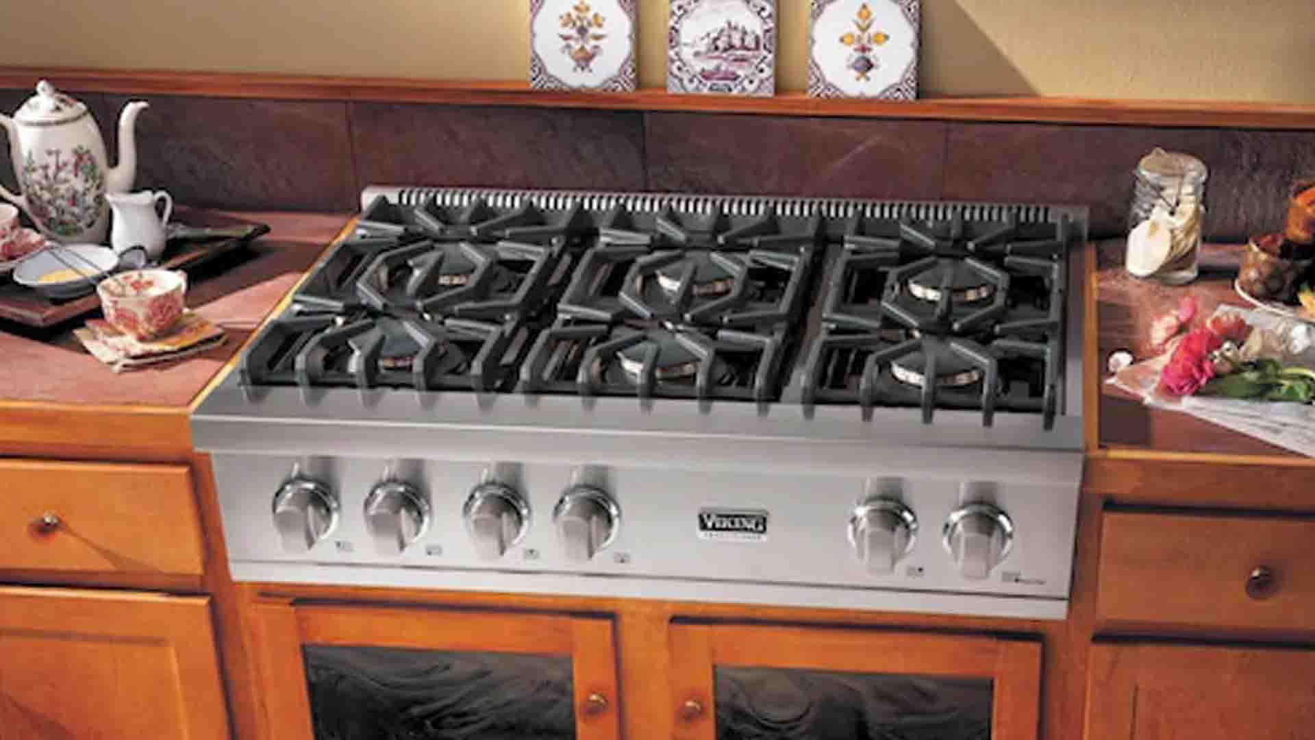 Viking Rangetops Repair Service   Viking Appliance Repairs