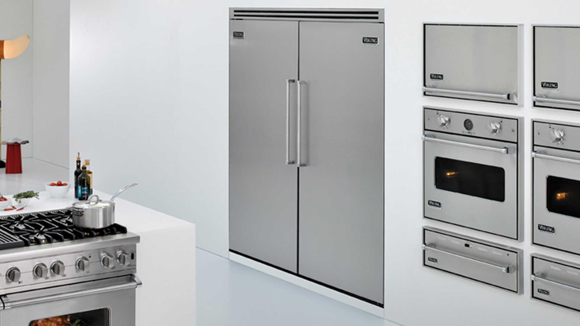 Viking Freestanding All Freezer Refrigerator Repair Service   Viking Appliance Repairs